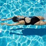 Plaukimo treniruotės!