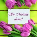 Sveikiname su Motinos diena!
